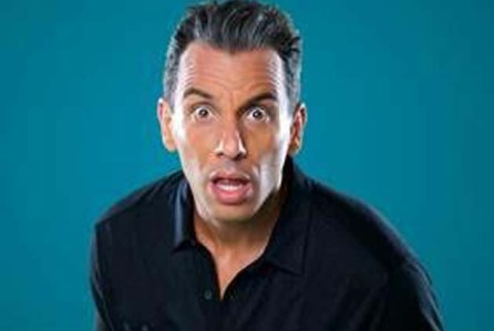 Sebastian Maniscalco at Nob Hill Masonic Center