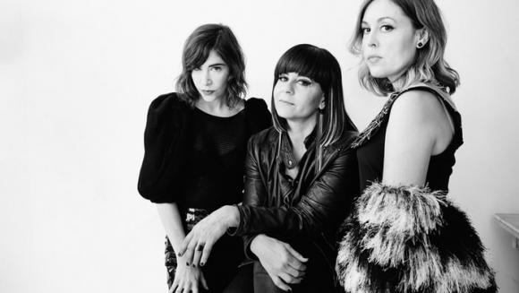 Sleater-Kinney at Nob Hill Masonic Center