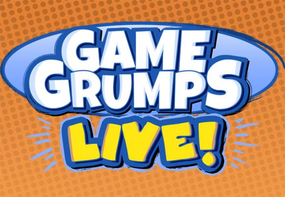 Game Grumps Live at Nob Hill Masonic Center