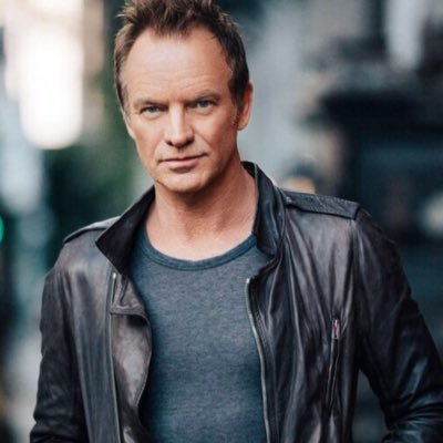 Sting at Nob Hill Masonic Center