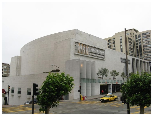 Nob Hill Masonic Center