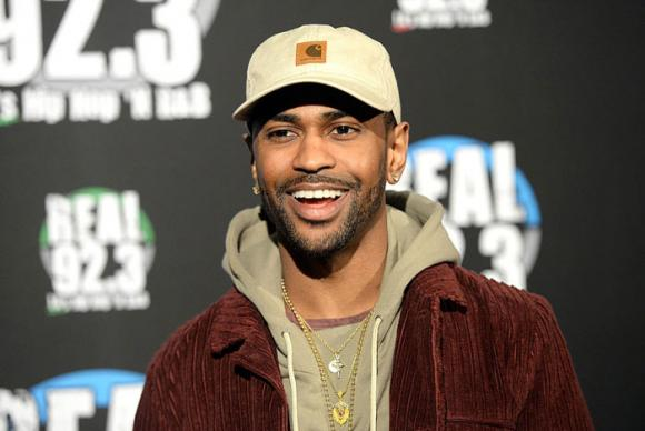 Big Sean at Nob Hill Masonic Center