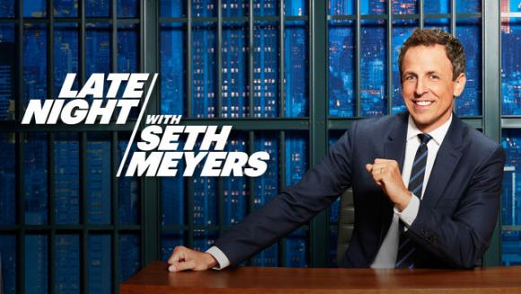 Seth Meyers at Nob Hill Masonic Center