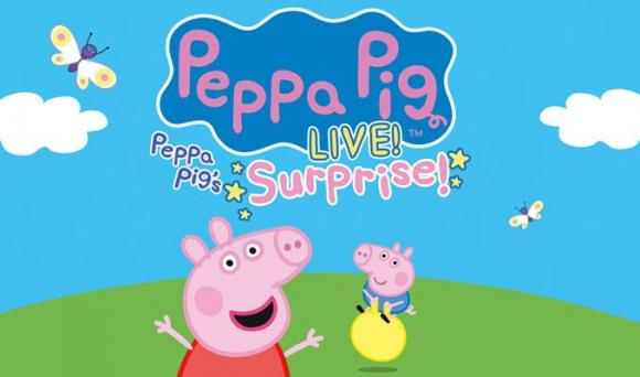 Peppa Pig Live! at Nob Hill Masonic Center