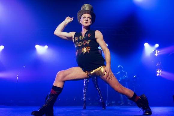 Erasure at Nob Hill Masonic Center