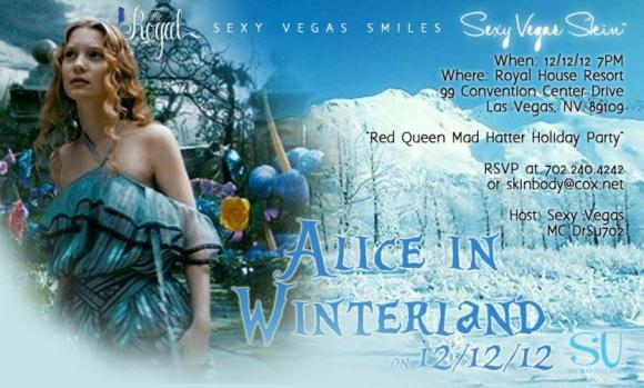 Alice In Winterland at Nob Hill Masonic Center