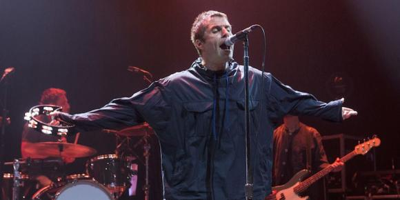 Liam Gallagher at Nob Hill Masonic Center