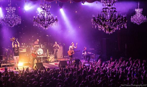 The Revivalists at Nob Hill Masonic Center