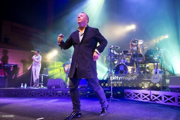 Simple Minds at Nob Hill Masonic Center