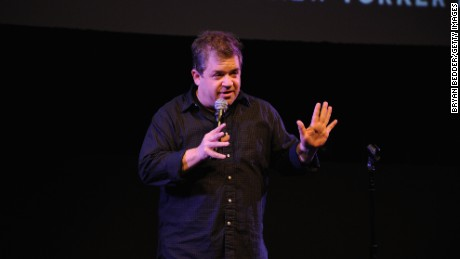 Patton Oswalt at Nob Hill Masonic Center