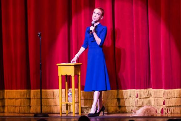Kathy Griffin at Nob Hill Masonic Center