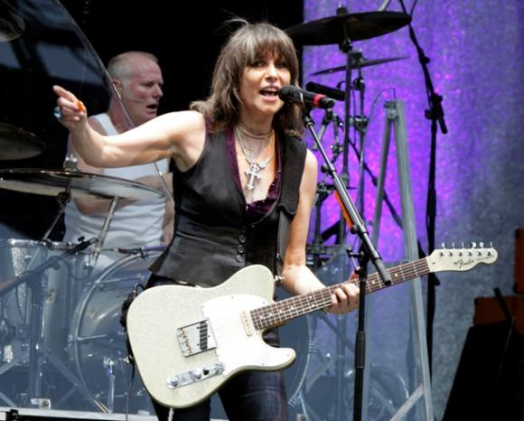 The Pretenders at Nob Hill Masonic Center