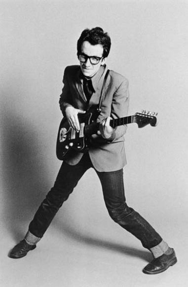 Elvis Costello at Nob Hill Masonic Center