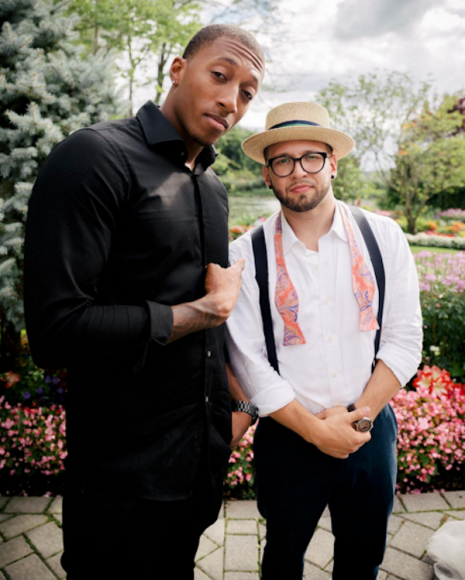 LeCrae & Andy Mineo at Nob Hill Masonic Center