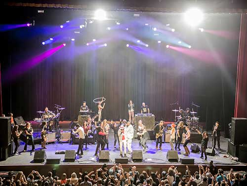 Thievery Corporation at Nob Hill Masonic Center