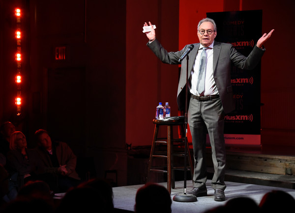 Lewis Black at Nob Hill Masonic Center