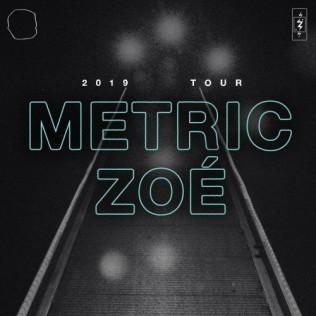 Metric & Zoe at Nob Hill Masonic Center