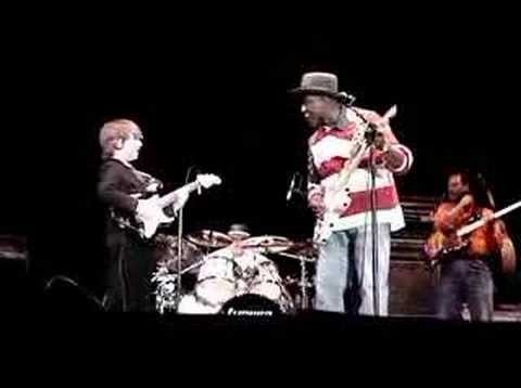 Buddy Guy at Nob Hill Masonic Center