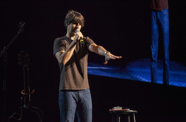 Demetri Martin at Nob Hill Masonic Center