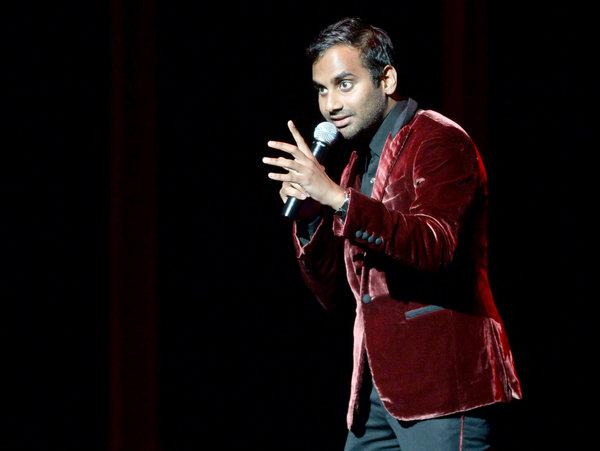 Aziz Ansari at Nob Hill Masonic Center