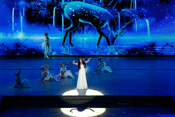Sarah Brightman at Nob Hill Masonic Center