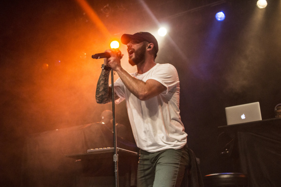 Jon Bellion at Nob Hill Masonic Center