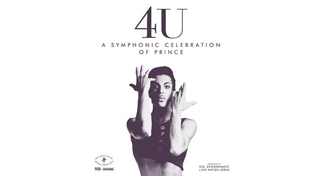 4U - A Symphonic Celebration of Prince at Nob Hill Masonic Center