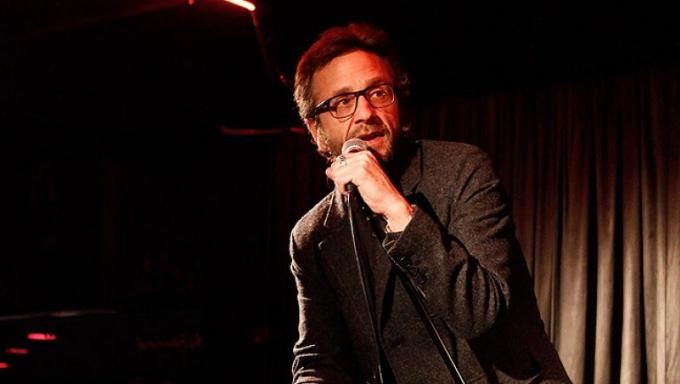 Marc Maron at Nob Hill Masonic Center