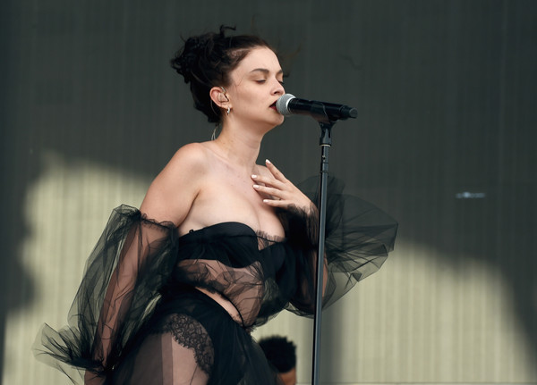 Sabrina Claudio at Nob Hill Masonic Center