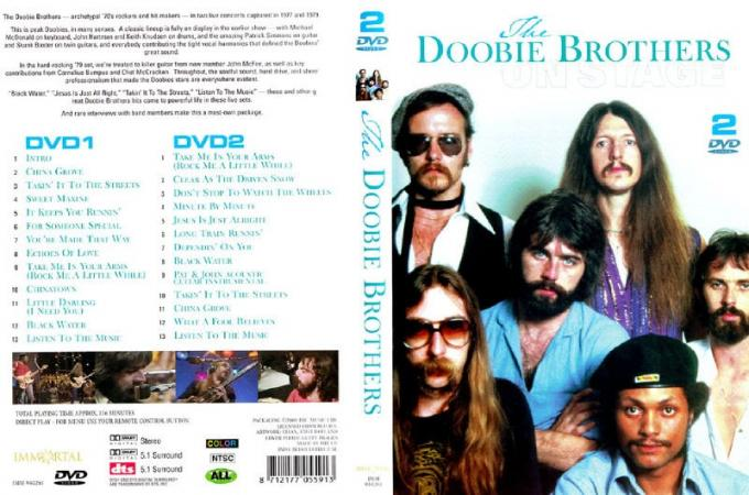 The Doobie Brothers at Nob Hill Masonic Center
