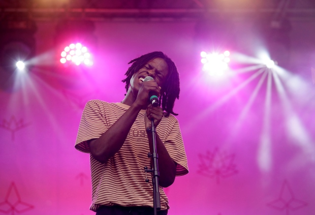 Daniel Caesar at Nob Hill Masonic Center