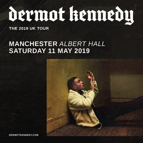 Dermot Kennedy at Nob Hill Masonic Center