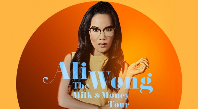 Ali Wong at Nob Hill Masonic Center