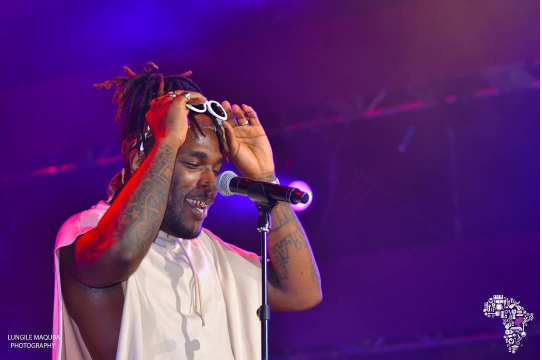 Burna Boy [POSTPONED] at Nob Hill Masonic Center