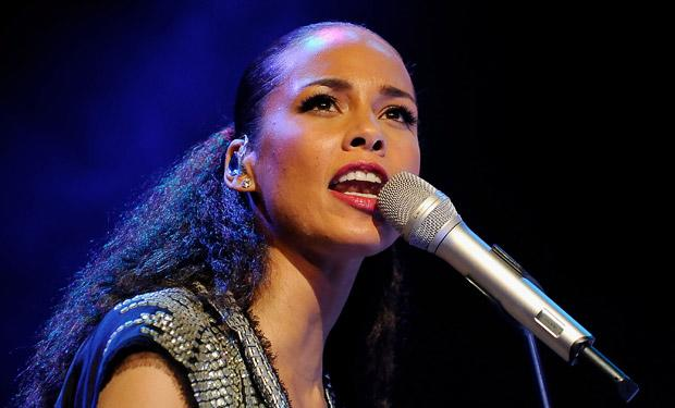 Alicia Keys at Nob Hill Masonic Center