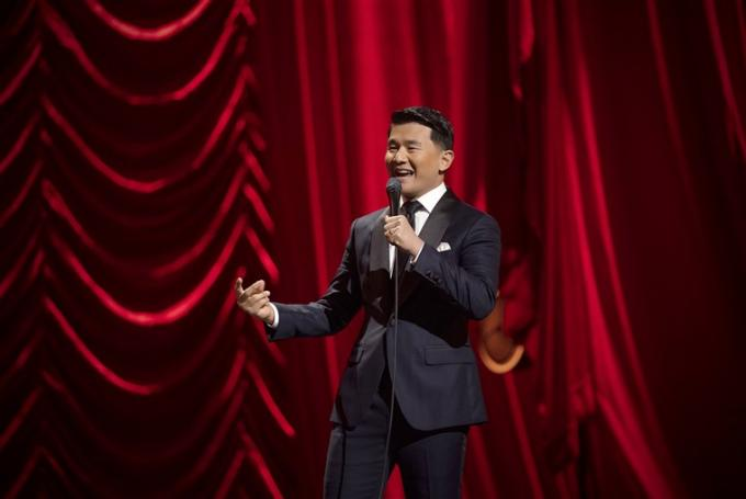 Ronny Chieng at Nob Hill Masonic Center