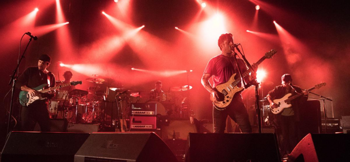 Modest Mouse at Nob Hill Masonic Center