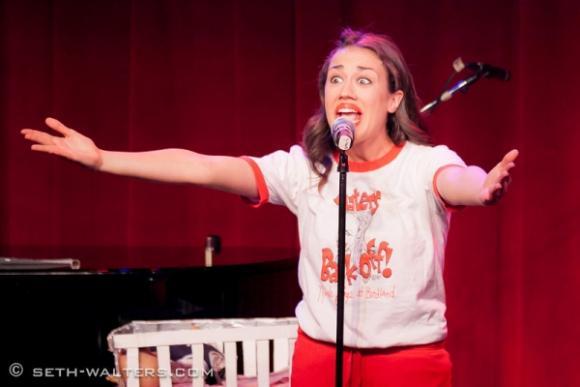 Miranda Sings at Nob Hill Masonic Center