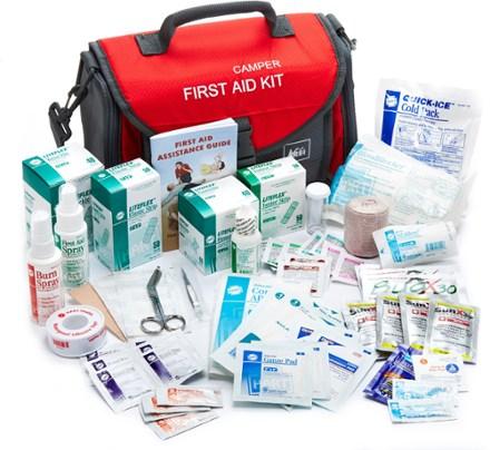 First Aid Kit at Nob Hill Masonic Center